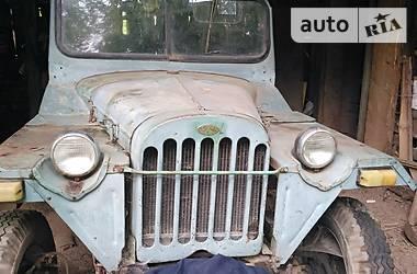 ГАЗ 67 1946 в Ивано-Франковске