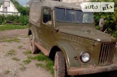 ГАЗ 69 1959 в Львове