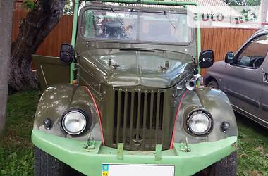 ГАЗ 69 1961 в Коломые