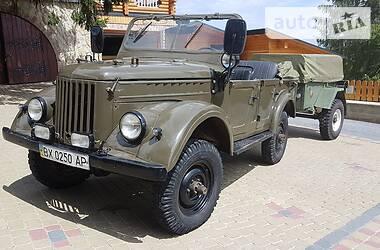 ГАЗ 69 1967 в Ворохте