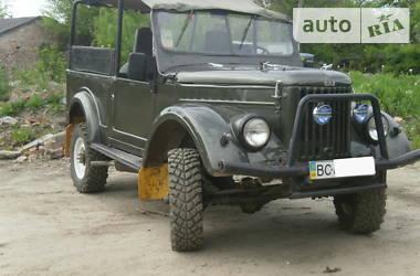 ГАЗ 69 1964 в Львове