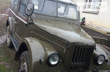 ГАЗ 69 1958 в Тлумаче