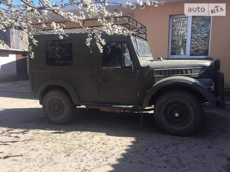 Позашляховик / Кросовер ГАЗ 69 1966 в Рівному
