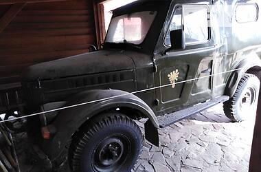 ГАЗ 69 1965 в Ивано-Франковске