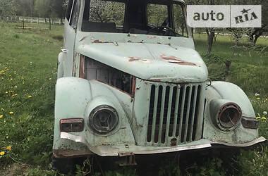 ГАЗ 69 1965 в Рожнятове