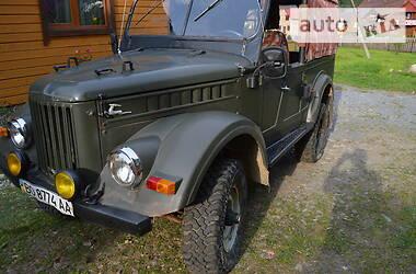 ГАЗ 69 1966 в Ворохте