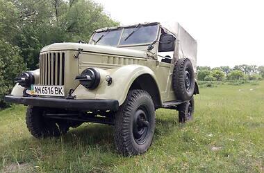ГАЗ 69 1965 в Новограде-Волынском