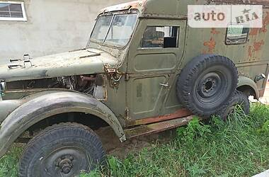 ГАЗ 69 1965 в Коростене