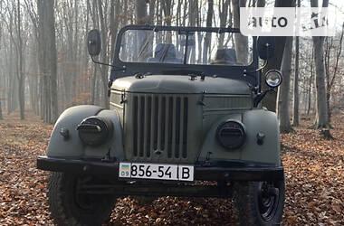 ГАЗ 69 1958 в Ивано-Франковске