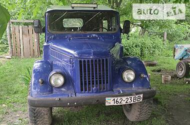 Позашляховик / Кросовер ГАЗ 69 1956 в Києві