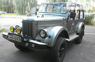 ГАЗ 69A 1969 в Киеве