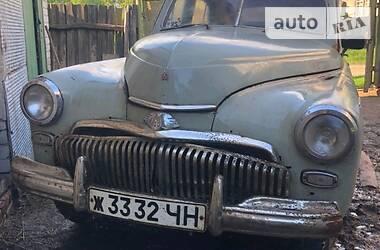 ГАЗ М 20 1960 в Чернигове