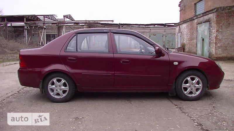 Geely CK 2007 в Прилуках