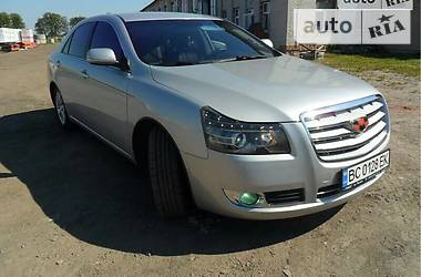 Geely Emgrand 8 2014