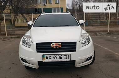 Geely Emgrand X7 2014 в Харкові