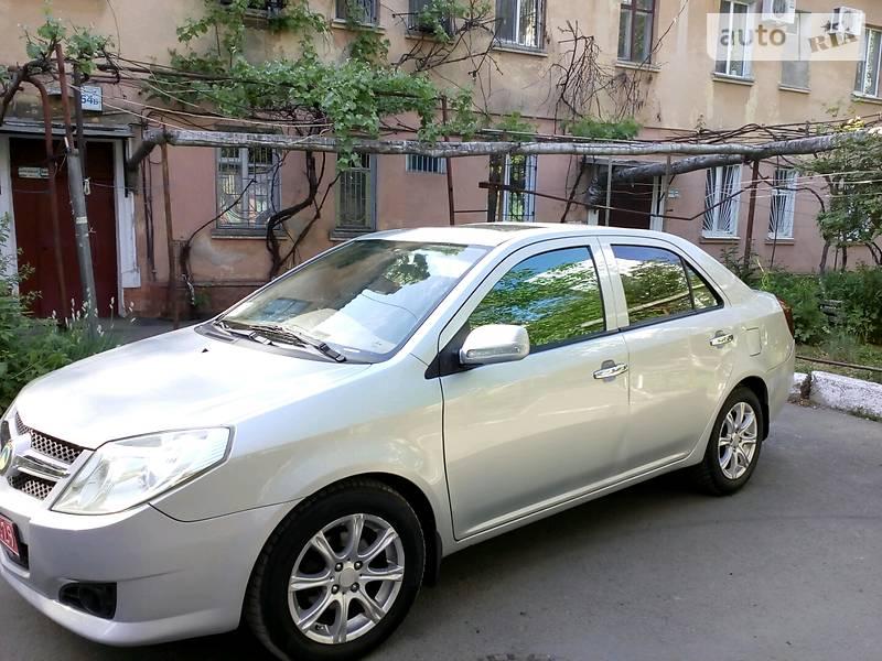 Geely MK 2008 в Одессе