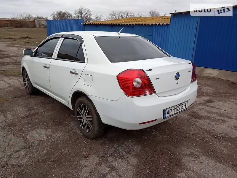 Geely MK 2012 года в Запорожье