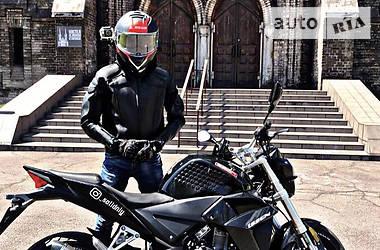Мотоцикл Без обтікачів (Naked bike) Geon Issen 2013 в Дніпрі