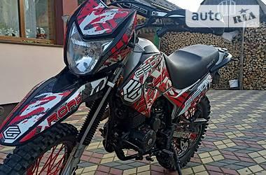 Мотоцикл Внедорожный (Enduro) Geon X-Road 250CBB 2020 в Болехове