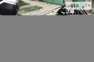 Максі-скутер Gilera Fuoco 2007 в Львові
