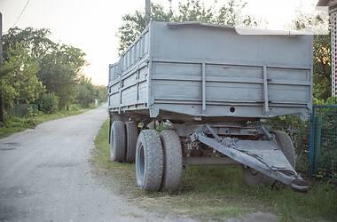 ГКБ 8352 1992 в Волочиске