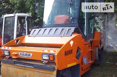Hamm HD 110 2000 в Львове