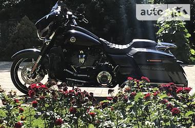 Harley-Davidson CVO Street Glide 2017 в Харькове