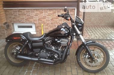 Harley-Davidson Dyna Low Rider  2016