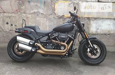 Harley-Davidson Fat Bob 2018 в Киеве