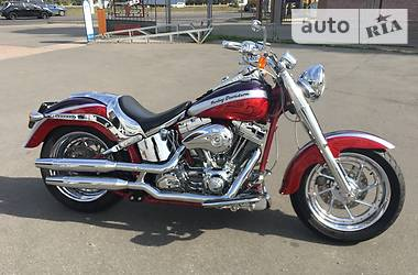 Harley-Davidson Fat Boy Screamin-Eagl.  2006