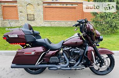Harley-Davidson FLHTK Electra Glide Ultra Limited 2018 в Киеве