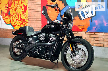 Harley-Davidson FXBB 2019 в Львові