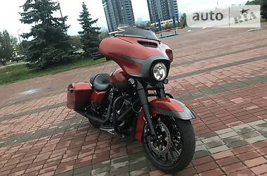 Harley-Davidson Street Glide 2019 в Киеве