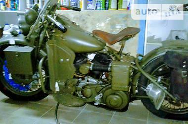 Harley YX-09 1942 в Черкассах