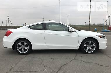 Honda Accord Coupe 2012 в Умани