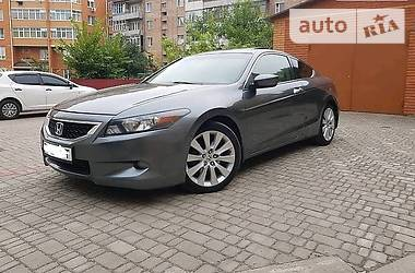 Honda Accord Coupe 2008 в Киеве
