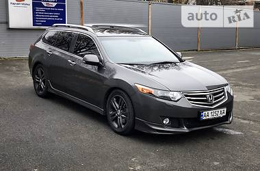 Honda Accord Tourer 2008 в Киеве