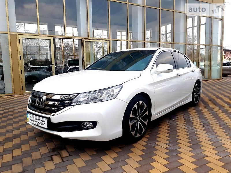 Honda Accord 2014 года