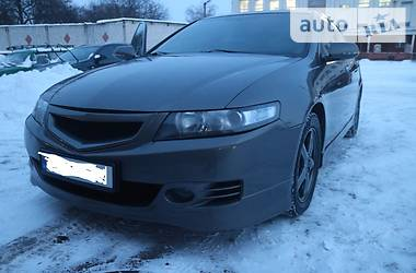 Honda Accord 2.4 TYPE S 2007