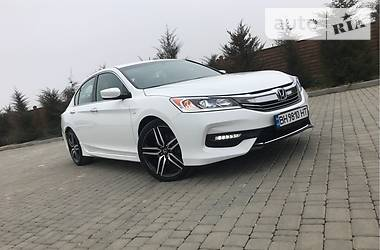 Honda Accord 2017 в Черноморске