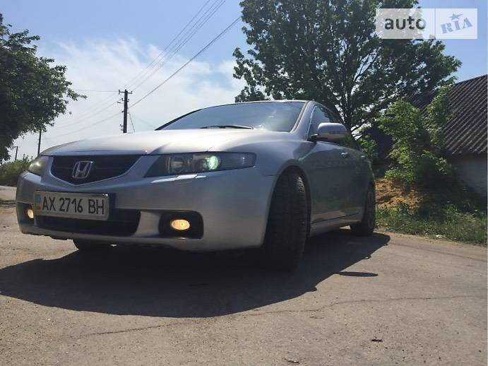 Honda Accord 2005 в Шаргороде