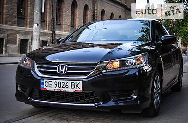 Honda Accord 2013 в Черновцах