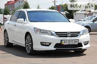 Honda Accord 2013 в Ужгороде