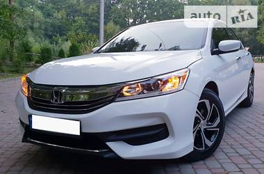 Honda Accord 2016 в Трускавце