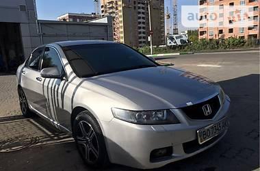 Honda Accord 2005 в Тернополе