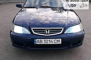 Honda Accord 2001 в Умани