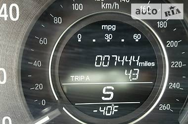 Honda Accord 2017 в Ивано-Франковске