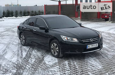 Honda Accord 2013 в Луцке