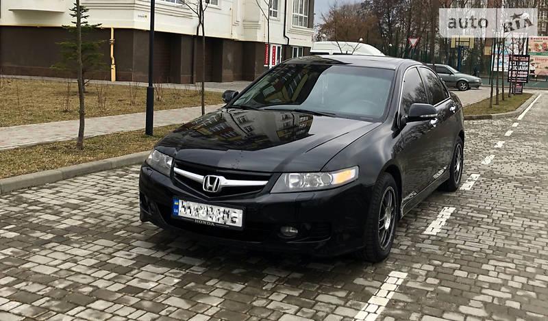 Honda Accord 2006 року в Івано-Франківську