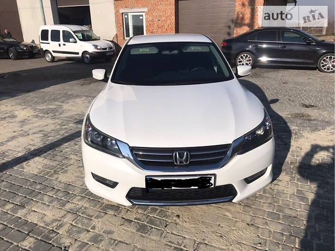 Honda Accord 2015 в Львові